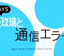 Aguri and Communication Error