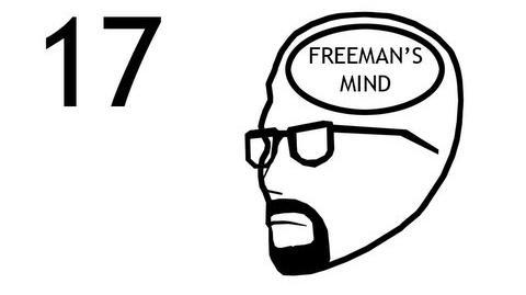 Freeman's Mind Episode 17