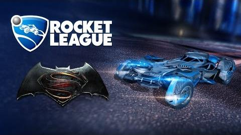 Batman v Superman Dawn of Justice car pack teaser