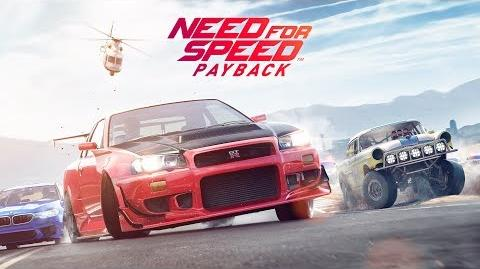 Need for Speed Payback - Первый официальный трейлер