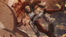 Erwin carried off by a Titan.png