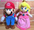 Mario's Girlfriend Problem 2!