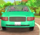 Motu Patlu's Car