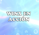 Winx en acción