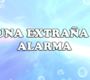 Una extraña alarma