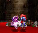 Scarlet Devil Mansion Library