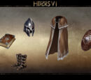 Список артефактов Might and Magic Heroes VI