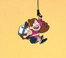 Garfio volador de Mabel