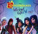 Descendants: Wicked World Cinestory Comic Vol. 4