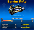 Barrier Rifle