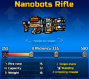 Nanobots Rifle