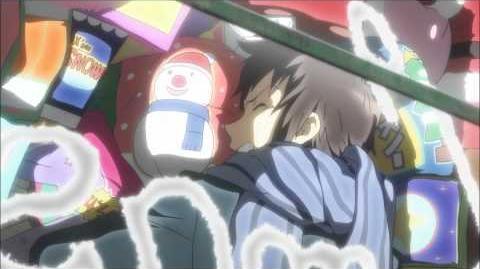 """The Disappearance of Haruhi Suzumiya English Dub """"Kyon's Choice"""" (HD)"""