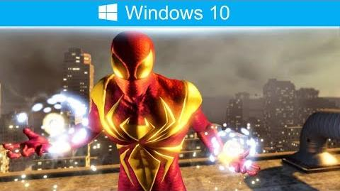 IRON SPIDER Suit (The Amazing Spider-Man 2 PC Gameplay)