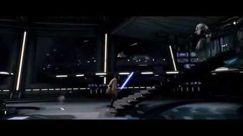Zemsta Sithów - Hrabia Dooku vs Anakin Skywalker & Obi-Wan Kenobi PL