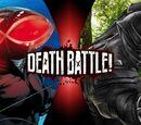 Black Manta vs Black Panther
