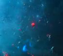 Quantum Asteroid Field