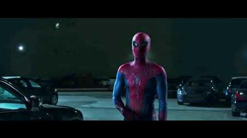 Car Thief (Extended Scene) - The Amazing Spider-Man (2012)