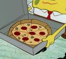 Krabowa pizza