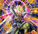 Time's Guidance Super Saiyan Trunks (Xeno)