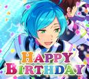 Kanata Shinkai Birthday Course