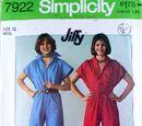 Simplicity 7922