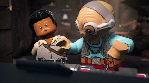LEGO Star Wars: Resistance Rises: Hunting for Han