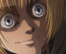 Armin lies to Bertholdt about Annie.png