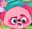 Alcaldesa Panda Rosa