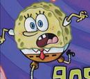 Round SpongeBob