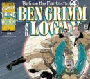 Before the Fantastic Four: Ben Grimm and Logan Vol 1 2
