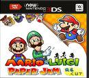 Mario and Luigi Paper Jam Recut