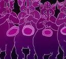 Pink Elephants on Parade