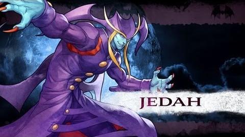 Jedah Dohma/Lista de movimientos