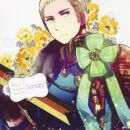 Hetalia Character CD II Vol.3 — Germany.jpg