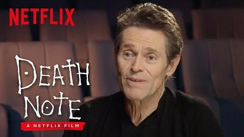 Netflix Ryuk Featurette