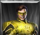 Yellow Lantern Hal Jordan Early Access Bundle