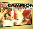 Perú campeón