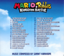 Mario + Rabbids Kingdom Battle The Official Soundtrack