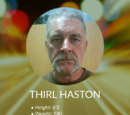 Thirl Ray Haston