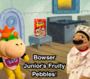SML Movie: Bowser Junior's fruity pebbles