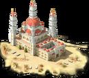 Desert Pearl Temple