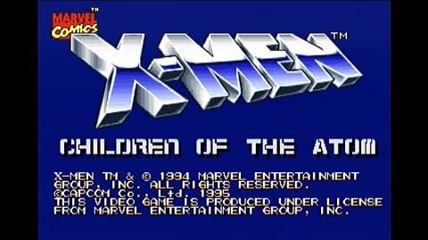 エックス・メン チルドレン オブ ジ アトム(X-MEN CHILDREN OF THE ATOM)