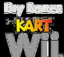 Dry Bones Kart Wii
