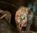 Przyczajona mumia