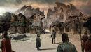 Drachengrube Jon Tyrion Bronn CA.jpg