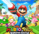 Mario + Rabbids Kingdom Battle Original Game Soundtrack