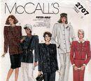 McCall's 2707