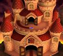 Château de Peach (New Super Mario Bros. U)