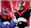 Mazinger Z vs El General Oscuro