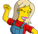 Becky (It's a Mad, Mad, Mad, Mad Marge)